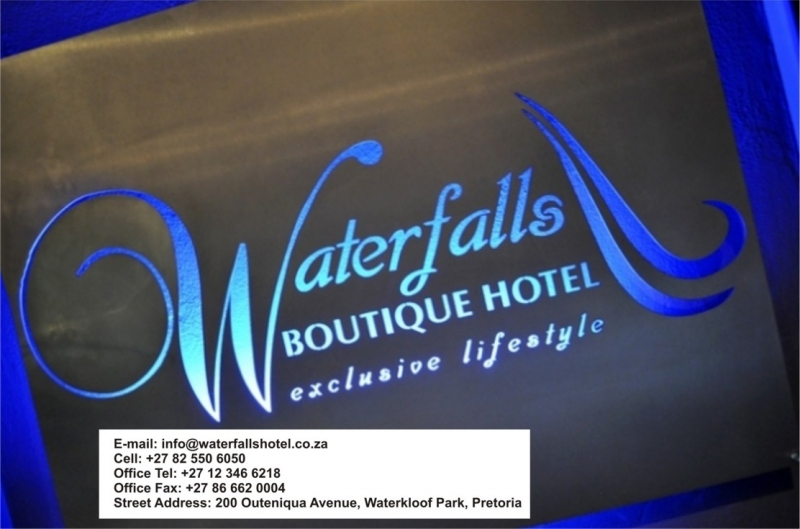 Waterfalls Boutique Hotel